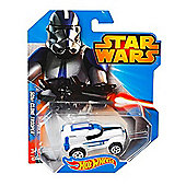 Hot Wheels Star Wars Vehicle 501st Clone Trooper