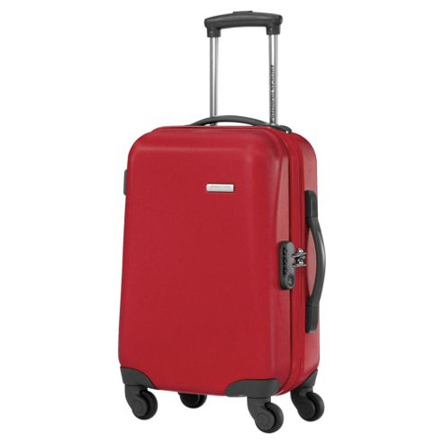 American Tourister Jazz 4-Wheel Suitcase, Red Small