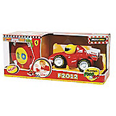 Ferrari Play & Go F2012 Remote Control Vehicle