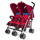 Cybex Twinyx Stroller (Poppy Red)