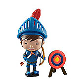 Mike the Knight - 8cm Mike Figure with Bow and Arrow