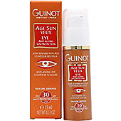 Guinot Age Sun Yeux Eye Anti-Ageing Sun Protection 15ml SPF30