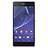Tesco Mobile Sony Xperia™ Z2 White