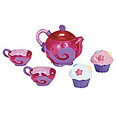 Munchkin Bath Toy Tea and Cupcake Set