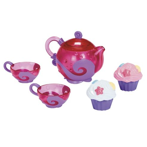 buy munchkin bath toy tea and cupcake set from our bath tubs range tesco. Black Bedroom Furniture Sets. Home Design Ideas