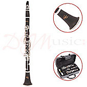 Odyssey 400 Premiere Bb Clarinet Outfit with Case
