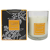 Greenhill and York Golden Amber Boxed Filled Candle
