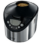 Russell Hobbs 22710 650W Breadmaker - Stainless Steel/Black