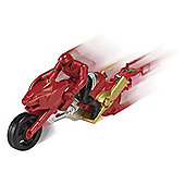 Power Rangers Super Megaforce Red Cycle With Figure