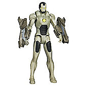 Marvel Iron Man 3 Ghost Armour Iron Man Figure