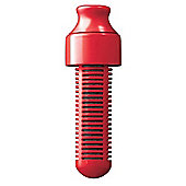 Bobble bottle replacement filter, Red