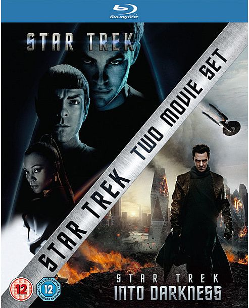 Star Trek/Star Trek Into Darkness