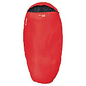 Yellowstone Sleepwell 300 Sleeping Bag, Red