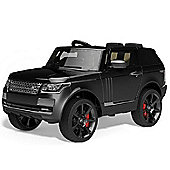 Range Rover Sport Autobiography Style Kids Electric 12v Jeep - Matt Black