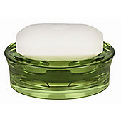 Spirella Max-Light Acrylic Soap Dish - Olive