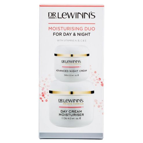 Dr Lewinns Private Formula Moisturising Duo Set