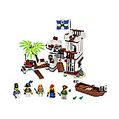 Lego Pirates Soldiers Fort - 70412