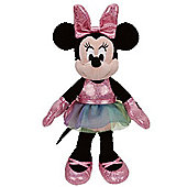 TY Sparkle Minnie Mouse Ballerina Sparkle with sound