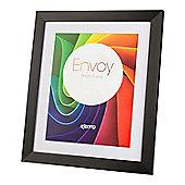 """Kenro Envoy Black Photo Frame to hold 11x14"""" or 8x12"""" Photos."""