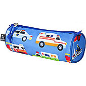 Children's Pencil Case- Action Vehicles