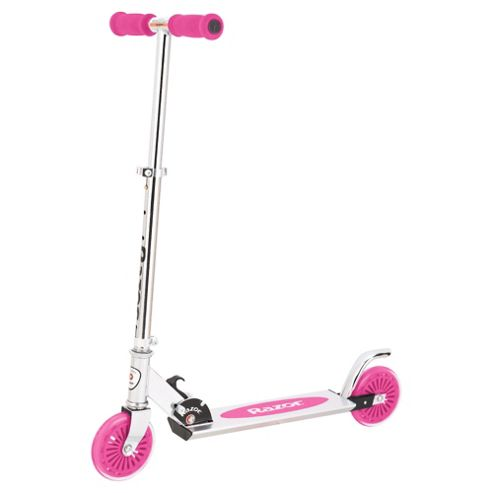 Razor A 125i Scooter, Pink