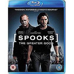 Spooks: The Greater Good - Blu-Ray