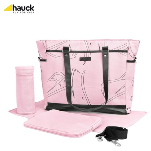 Hauck Sammy Changing Bag, Pink