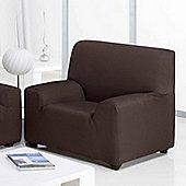 Elainer Home Living Sandra 1 Seater Sofa Cover - Linen