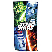 Star Wars Printed Velour Beach Towel