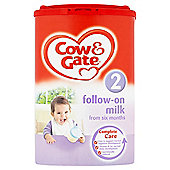 Cow & Gate Follow On Milk For Babies 6 Months+ 900G