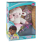 Doc Mcstuffins Make Me Better Lambie Boo Boo Plush