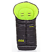 ABC Design Footmuff (Lime)