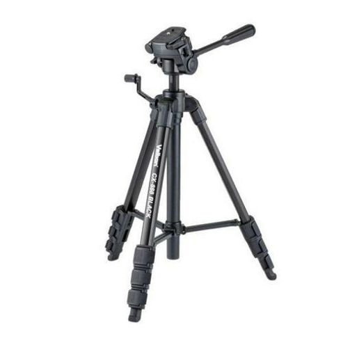 Velbon CX-888 145cm Tripod + PH-249Q Fixed Panhead - Black