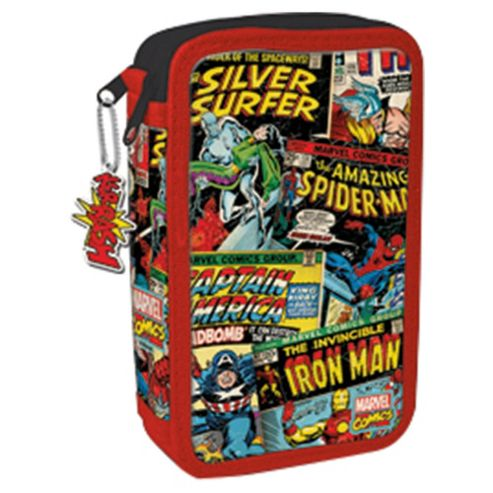 Marvel Filled Pencil Case