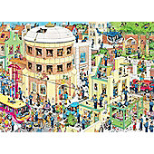 The Escape 2000 Piece - JVH Puzzle