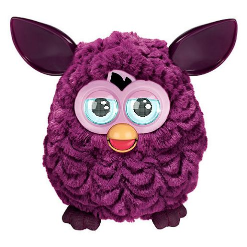 Purple Furby A0006 HASBRO