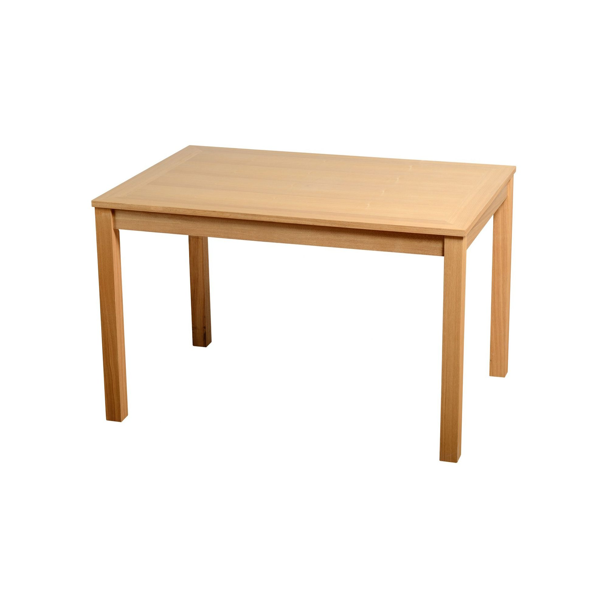 Home Essence Oakmere Dining Table (Chairs Not Included)