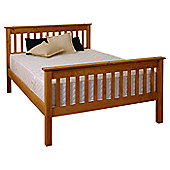 "Amani Somerset Bed Frame - Double (4' 6"")"