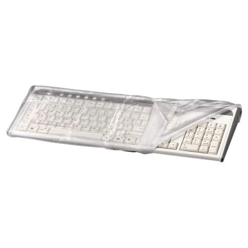 Hama Keyboard Dust Cover - Clear