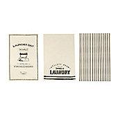 Linea Restoration Set Of 3 Tea Towels