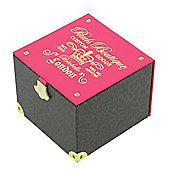 Paul's Boutique Ladies Gold Skull Pattern Watch - PA018WHGD