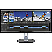 "Philips Brilliance BDM3470UP 86.4 cm (34"") LED Monitor - 21:9 - 5 ms"