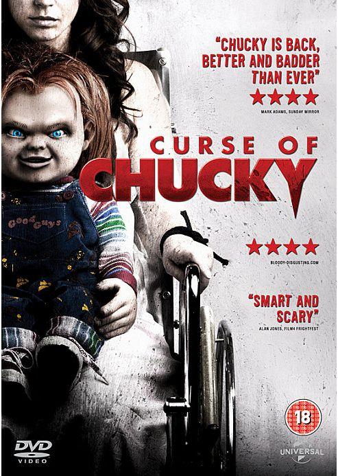 Curse Of Chucky (DVD)
