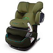 Cybex Pallas 2-Fix Car Seat (Graffiti Green)