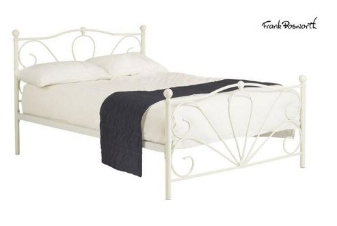 Frank Bosworth Cleon Bed Frame - Double (4' 6