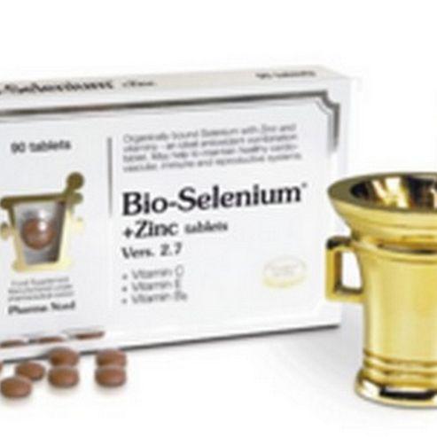 Bio Selenium + Zinc Vers 2.7, 90