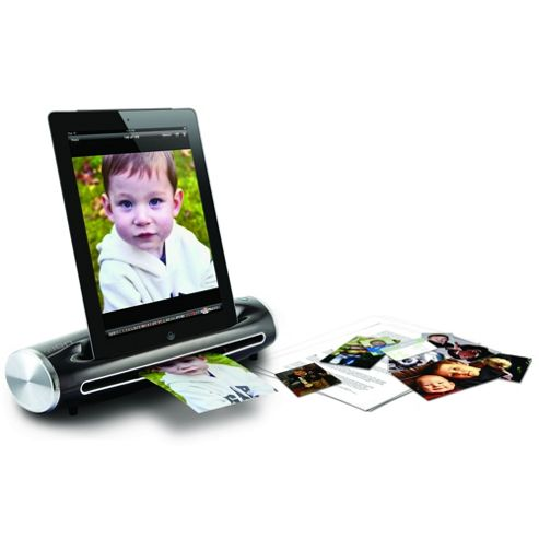 Ion Docs 2 Go standalone document and photo scanner for iPad