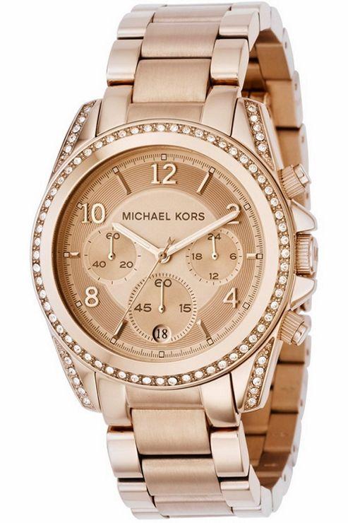 Michael Kors Ladies Watch MK5263
