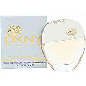 DKNY Golden Delicious Skin Hydrating Eau de Toilette (EDT) 50ml Spray For Women