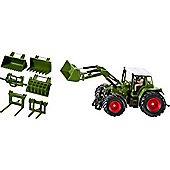 Farming - Fendt Tractor With Front Loader Set - 1:32 Scale - Siku
